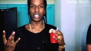 A$AP Rocky - Same Bitch Ft. Trey Songz