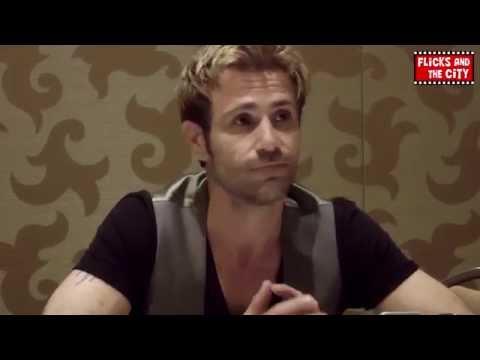 Constantine Comic Con Interview - Matt Ryan | MTW