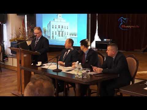 V Sesja Rady Miasta i Gminy Uzdrowiskowej Muszyna