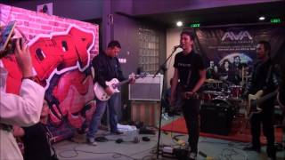 Echolution - Start the Machine Live at A Tribute to Angels & Airwaves 2016