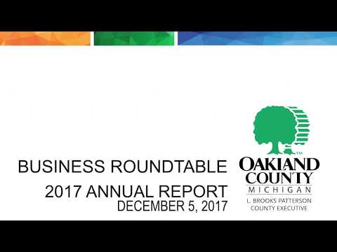 2018 Business Roundtable Breakfast