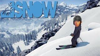SKOK NAD PRZEPAŚCIĄ   Snow #2
