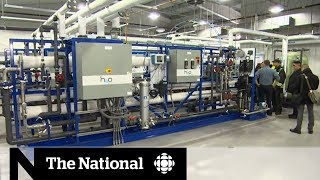 Clean Water A Luxury No More For Remote First Nation