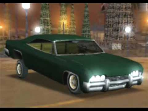 San Andreas Lowriders