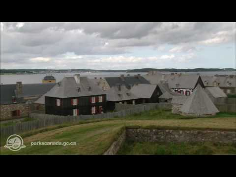Fortress of Louisbourg National Historic