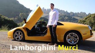 Lamborghini Murcielago Roadster Review, 0-60mph and Epic Exhaust
