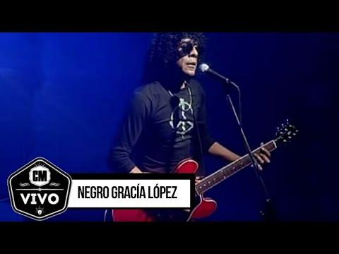 El Negro García López video CM Vivo 2012 - Show Completo