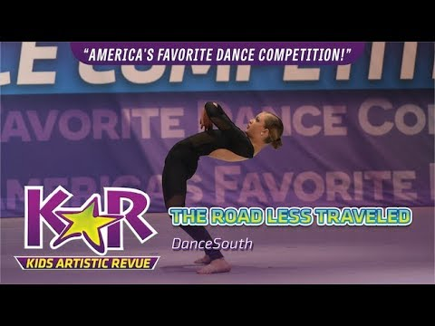 """""""The Road Less Traveled"""" from DanceSouth"""