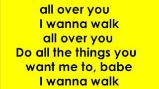 AC/DC -  Walk All Over You Original Lyrics