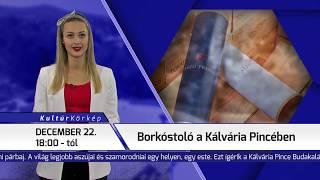 TV Budakalász / Kultúrkörkép / 2018.12.20.