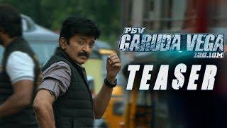 Rajasekhar's 'Garuda Vega' Teaser