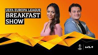 UEL Breakfast Show: Multiple Winners & Semi-Finals 2nd Leg Preview   Presented By Kia