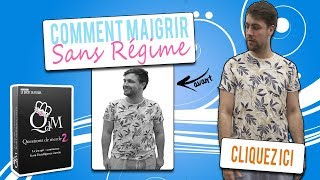COMMENT MAIGRIR SANS RÉGIME ? - Questions de Merde