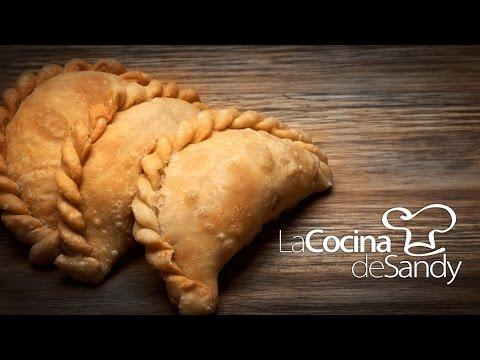 Recetas: Empanadas Argentinas De Pollo Fáciles