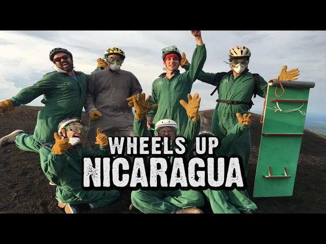 Volcano Surfing   Wheels Up in Nicaragua #4
