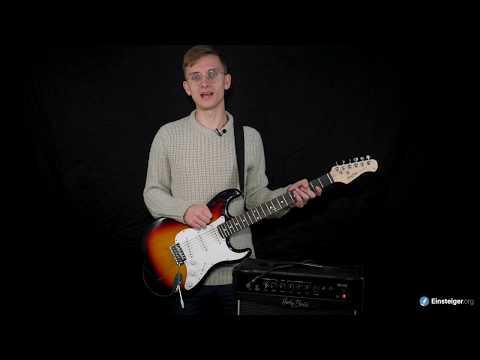 E-Gitarre Einsteiger-Set: Harley Benton G2 Set für Anfänger im Test | Deutsch