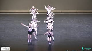 Extreme Dance Juniors 'Hip to be Square'