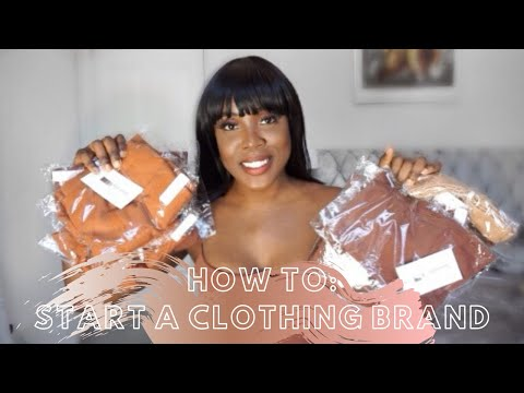 , title : 'HOW I STARTED MY CLOTHING LINE | HONEST TIPS THEY DON'T TELL YOU!