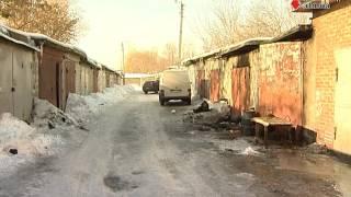 В гаражном кооперативе на улице Морозова на выходных сгорело три автомобиля - 23.01.2017