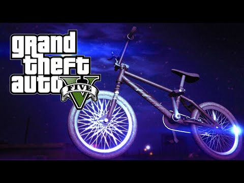 GTA Player Breaks Physics With His Bike Skills