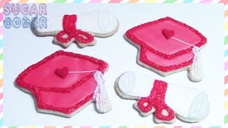 GRADUATION DAY COOKIES, DESSERT IDEAS