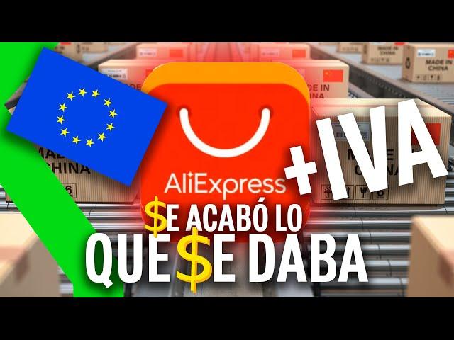 ALIEXPRESS ¡SE ACABÓ LO QUE SE DABA! Las compras SE ENCARECEN en el COMERCIO ELECTRÓNICO