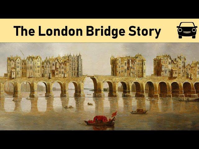 英語のlondon bridgeのビデオ発音