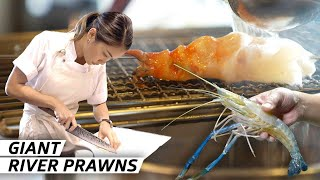 How a Master Chef Catches Thailand's Giant River Prawns for an Ancient Thai Dish — Made in Thailand thumbnail