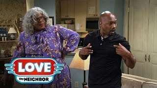 Philip Finds Out He's Going to Be a Father Again   Tyler Perry's Love Thy Neighbor   OWN