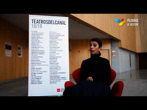 "Desarrollo de públicos. ""Teatro para tod@s"" Natalia Álvarez Simó"