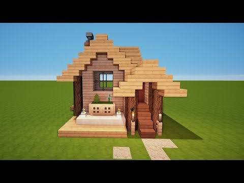 Download youtube mp3 kleines minecraft holzhaus bauen for Kleines minecraft haus