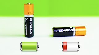 22 USEFUL HACKS WITH BATTERIES AND MAGNETS