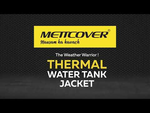 MettCover Thermal Water Tank Jacket