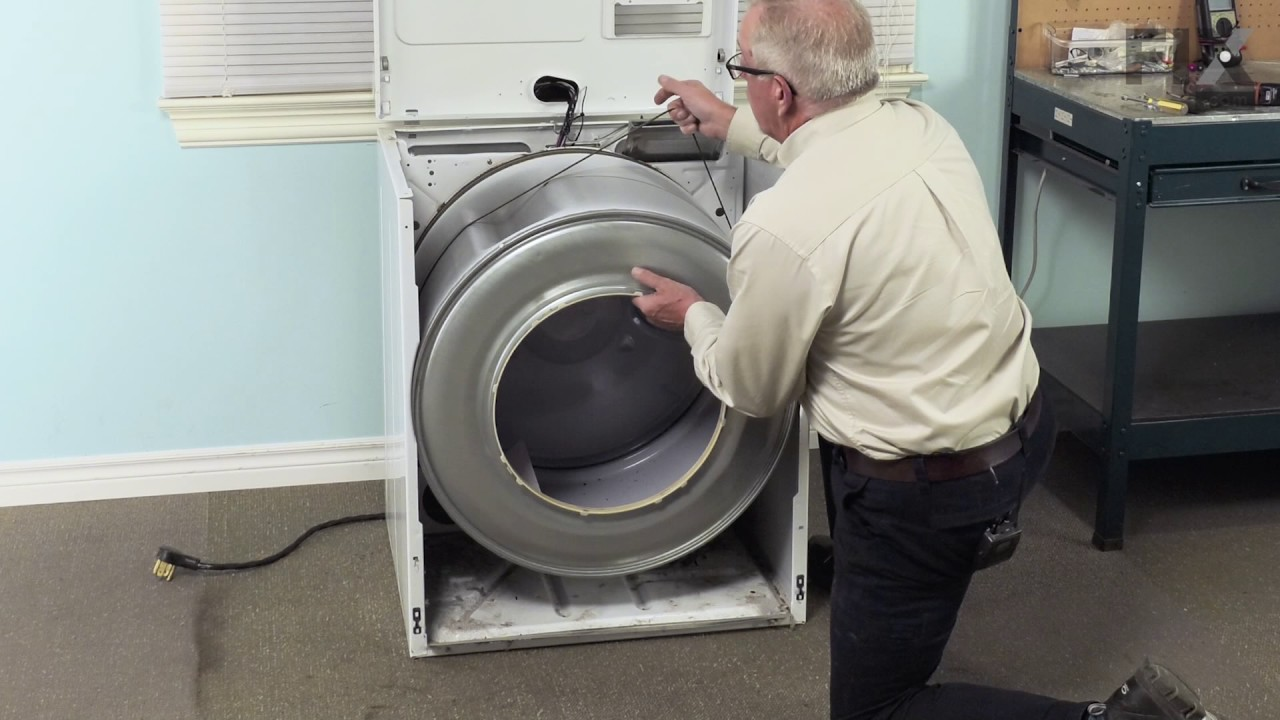 Replacing your Kenmore Dryer Dryer Blower wheel