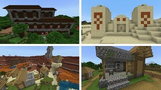 mansion in minecraft seed - TH-Clip