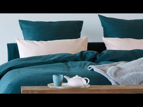 Warme Bio-Bettwäsche aus Edel-Biber für Winter und Herbst von Cotonea