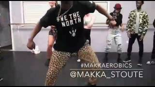 "Ketchup   ""Pam Pam"" Makkaerobics | Dancehall Choreography"