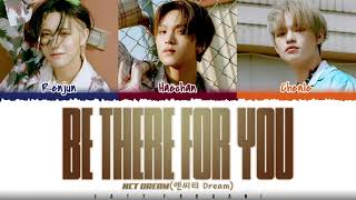 NCT DREAM - 'BE THERE FOR YOU' (지금처럼만) Lyrics [Color Coded_Han_Rom_Eng]