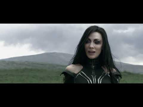 Thor: Ragnarok (Clip 'Kneel Before Your Queen')