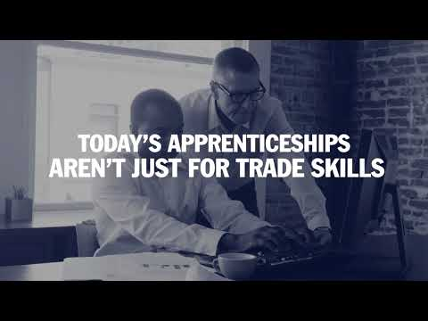 Funded apprenticeships, from the security sector's skills body