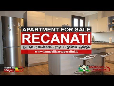 Immobiliare Caporalini real-estate agency - Apartment - Ad SS651-1 - Video