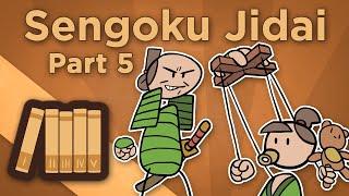 Warring States Japan: Sengoku Jidai - How Toyotomi Unified Japan - Extra History - #5