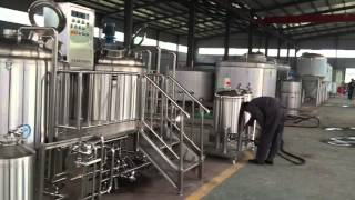 600L  Stainless Steel Brewery Equipment