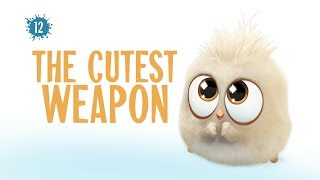 Angry Birds Blues | The Cutest Weapon   S1 Ep12