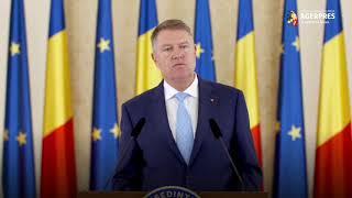 Iohannis: Primarii trebuie să fie aleşi în două tururi, iar preşedinţii de CJ din rândul consilierilor judeţeni