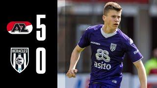AZ - Heracles Almelo | 16-05-2021 | Samenvatting