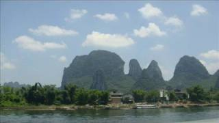 Video : China : A trip to YangShuo 阳朔 and the Li River, GuangXi province