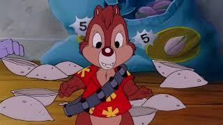 Чип и Дейл спешат на помощь - Серия 60 Бесстрашный воин Мультфильм Disney