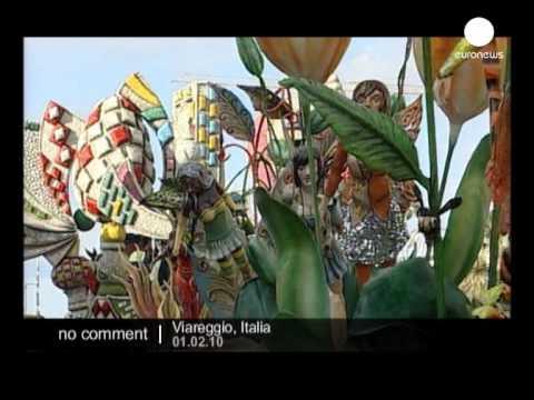 Viareggio, carnaval