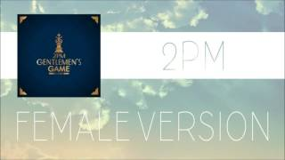 2PM - Make Love [FEMALE VERSION]
